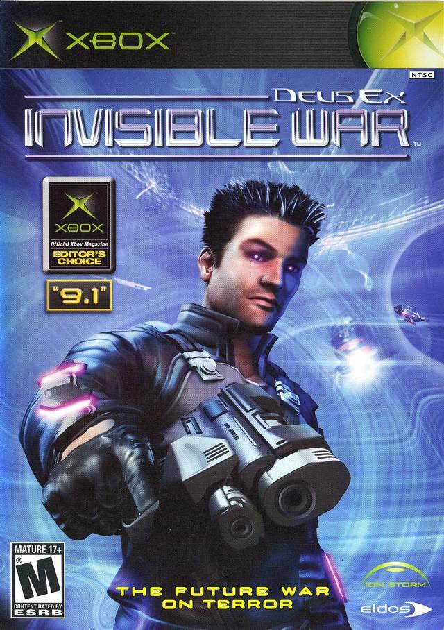 Deus Ex: The Invisible War