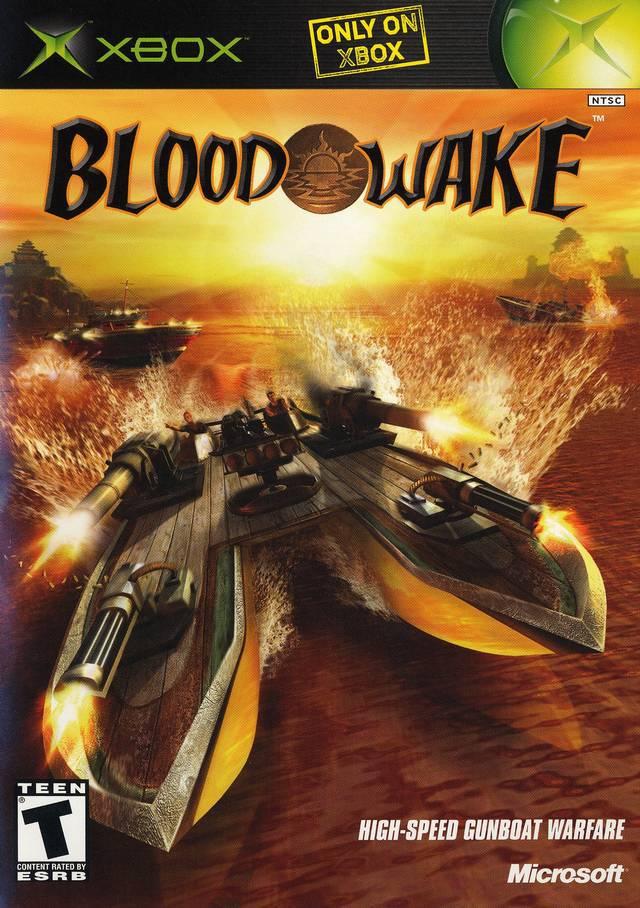 Blood Wake