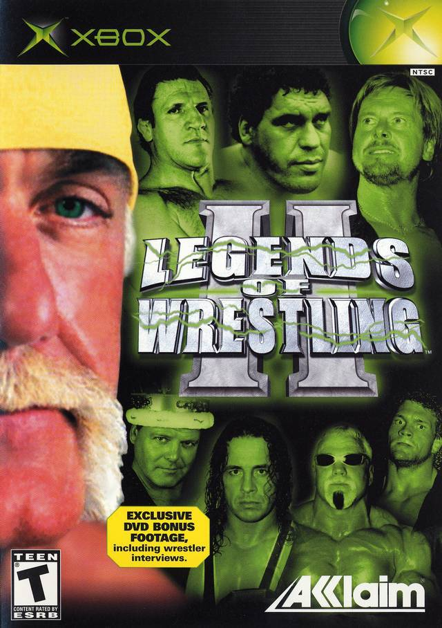 Legends of Wrestling II 2