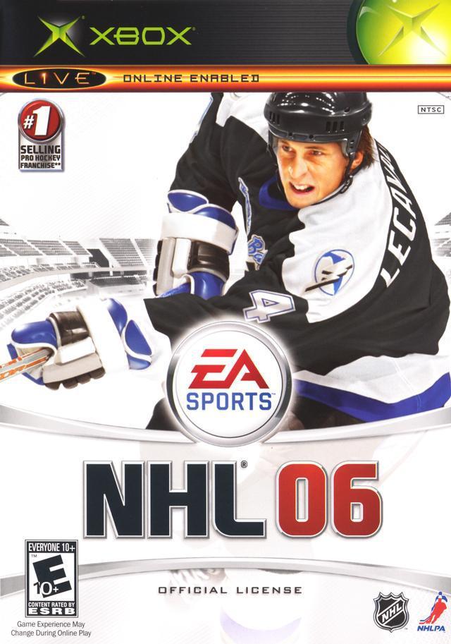 NHL 2006 06