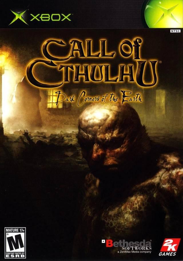 Call of Cthulhu: Dark Corners