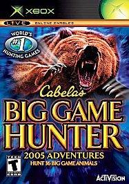 Cabelas Big Game Hunter 2005