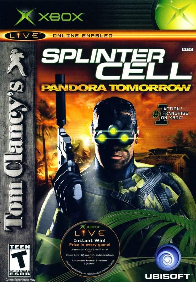 Splinter Cell Pandora Tomorrow