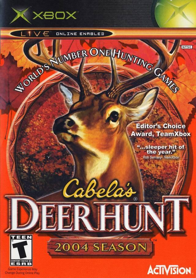 Cabelas Deer Hunt 2004 Season