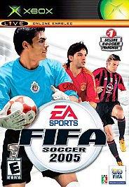 FIFA Soccer 2005 05