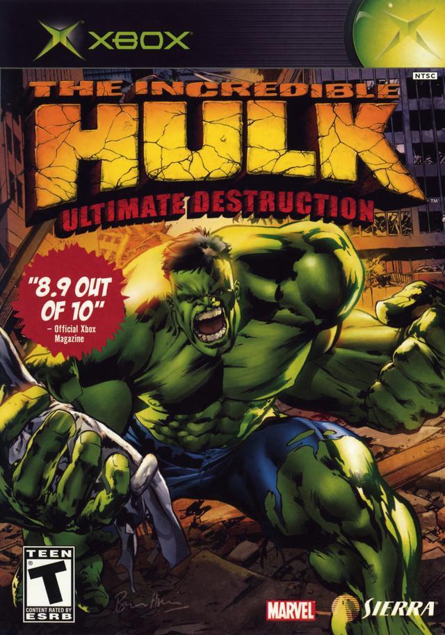 Hulk: Ultimate Destruction
