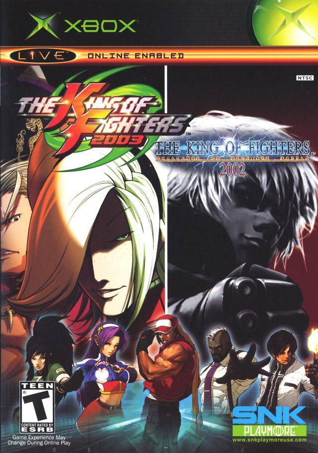 King of Fighters 2002 & 2003