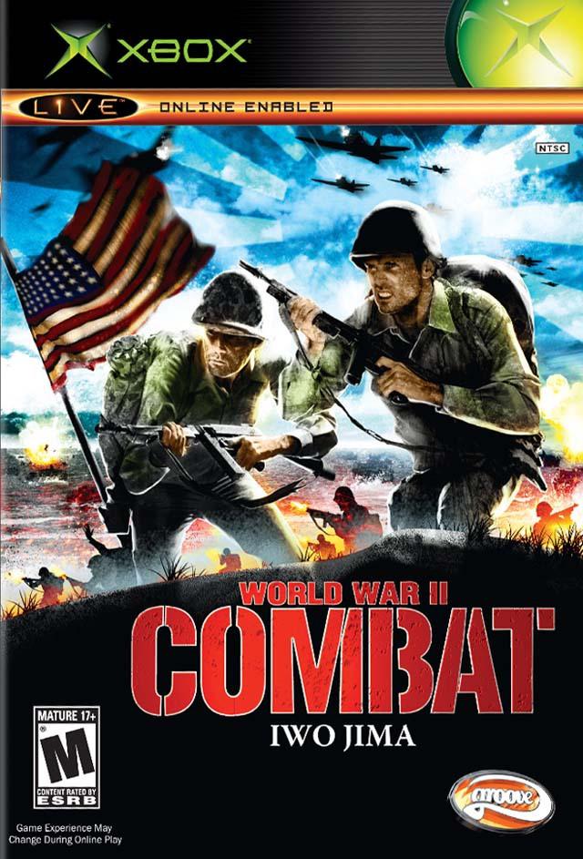 World War II 2 Combat Iwo Jima