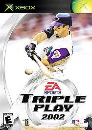 Triple Play Baseball 2002