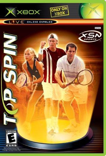 Top Spin Tennis