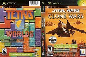 Star Wars & Tetris Worlds