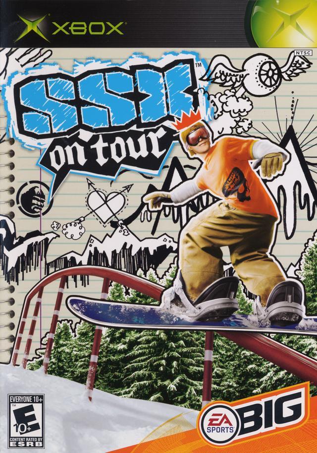 SSX: On Tour
