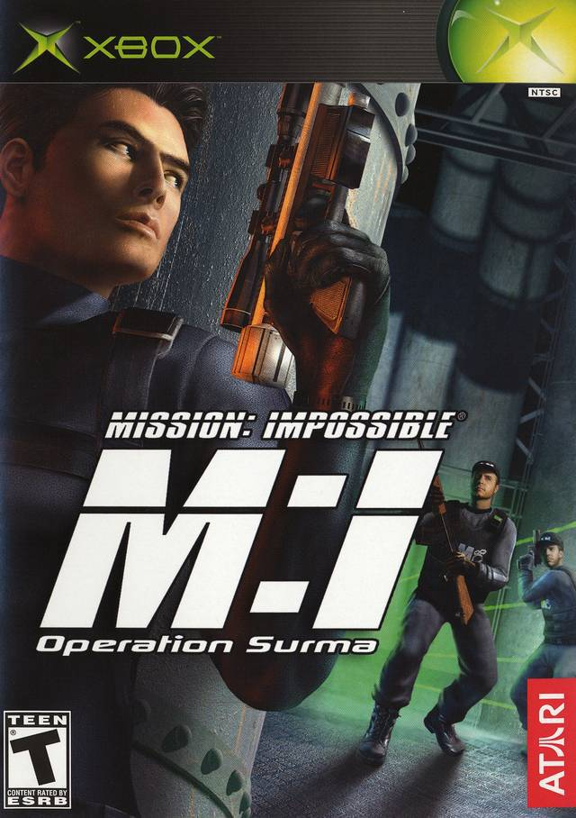Mission Impossible: Operation