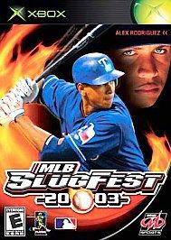 MLB Slugfest 2003