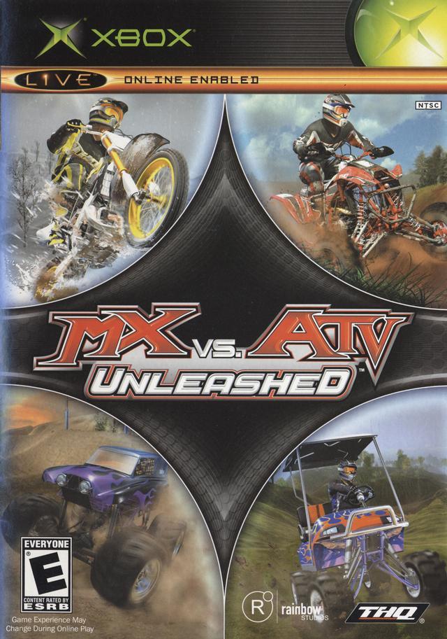 MX vs ATV: Unleashed