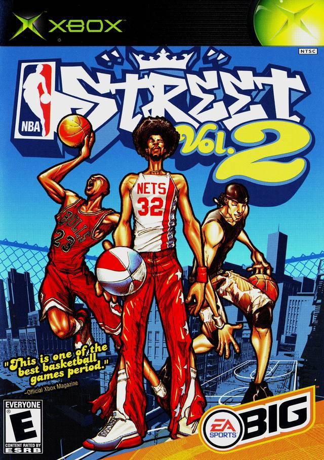 NBA Street Volume 2