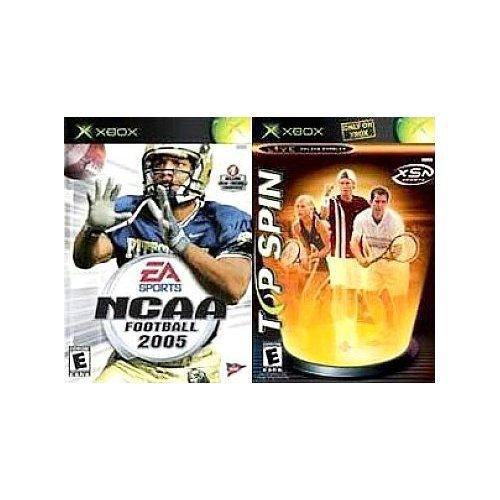 NCAA Football 2005 Top Spin