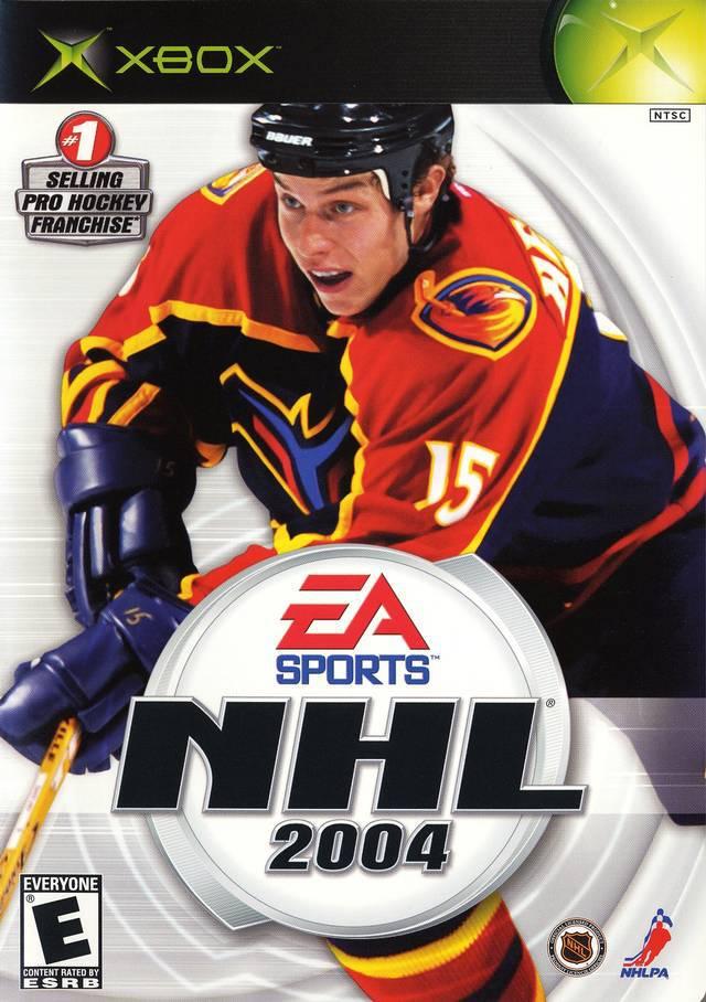 NHL 2004 04
