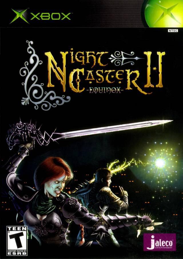 Nightcaster II 2