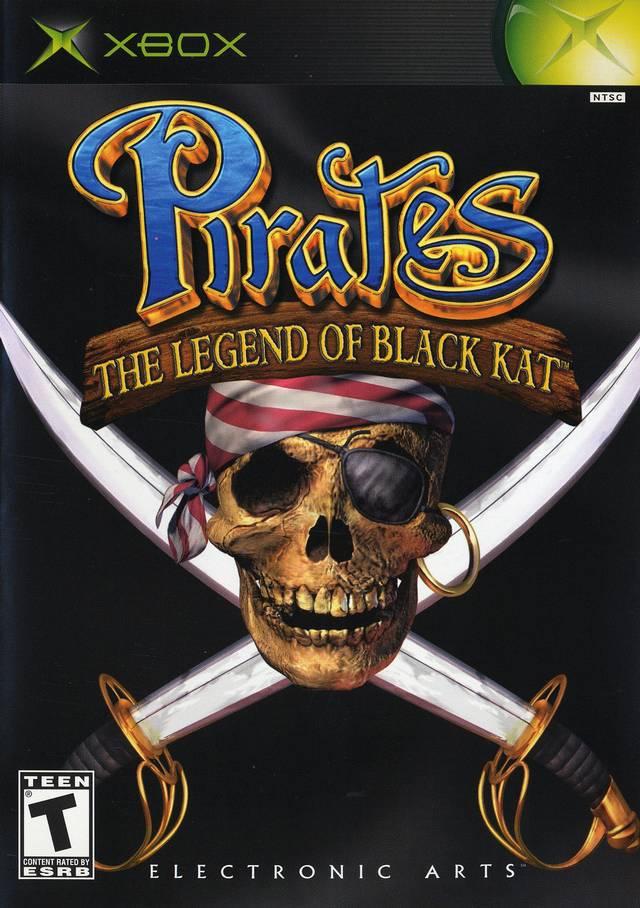 Pirates: Legend of Black Kat