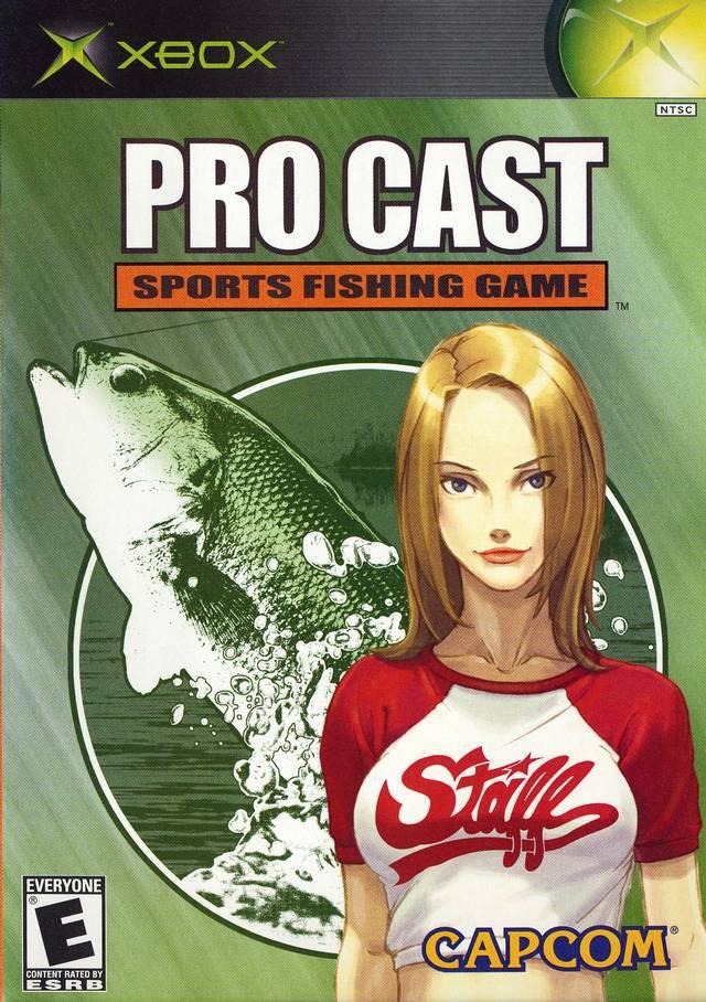 Pro Cast Fishing