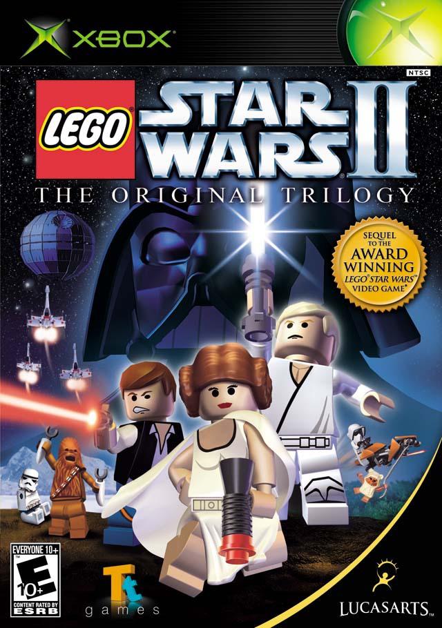 Lego Star Wars II 2
