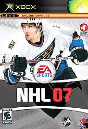 NHL 2007 07
