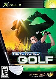 Real World Golf w/ Controller