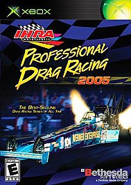 IHRA Drag Racing 2005