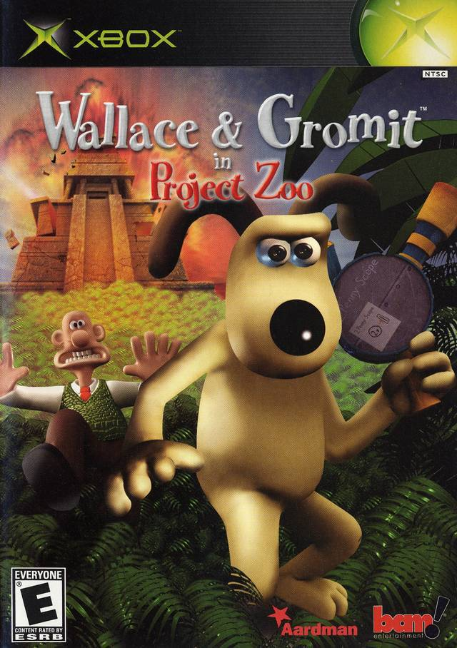 Wallace & Gromit Project Zoo