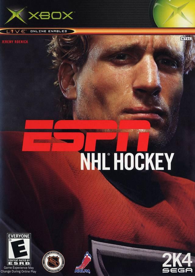 ESPN NHL 2K4