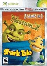 Shrek 2 / Shark Tale