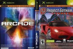 PGR 2 & Arcade