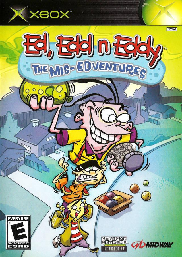 Ed, Edd n Eddy: Mis-Edventure