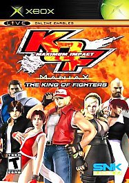 King of Fighters Maniax