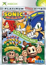 Sonic Collection / Monkey Ball