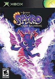 Legend of Spyro: New Beginning