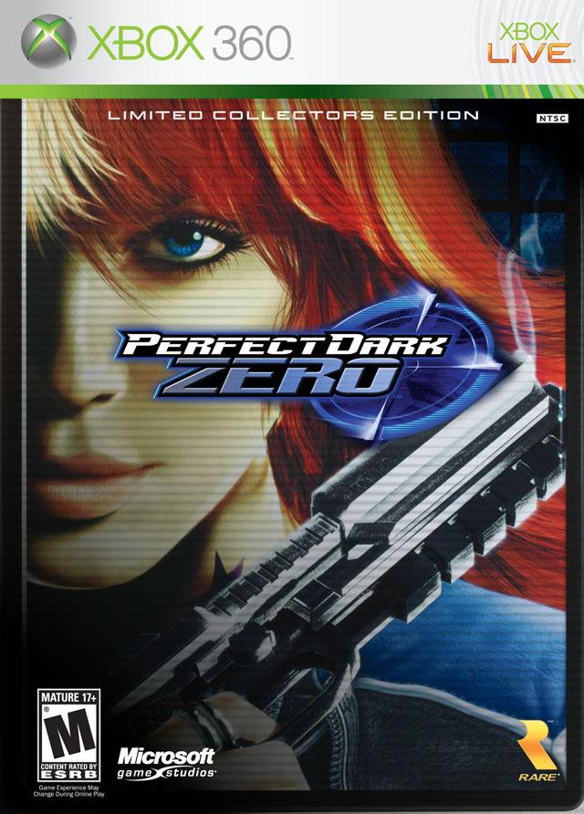 Perfect Dark Zero Limited