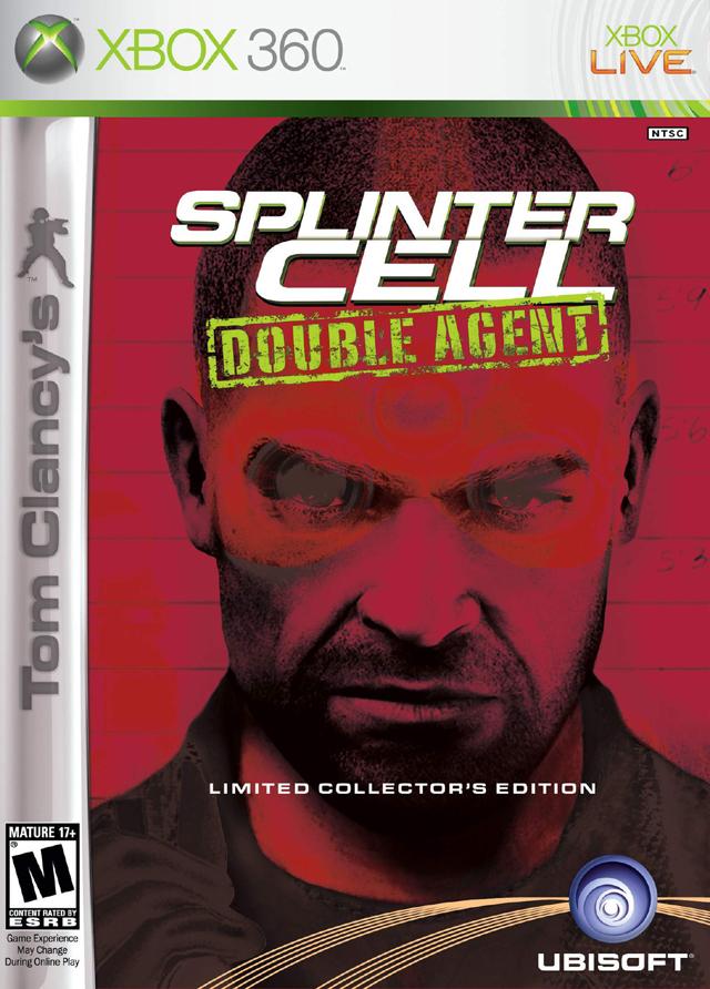 Splinter Cell: Double Agent CE