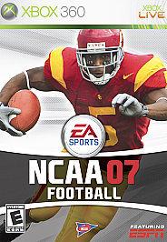 NCAA Football 2007 07