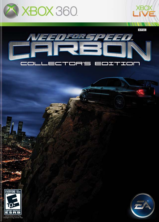 Need for Speed: Carbon CE