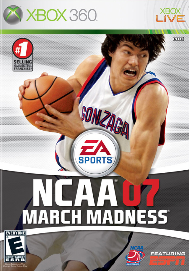 NCAA March Madness 2007 07