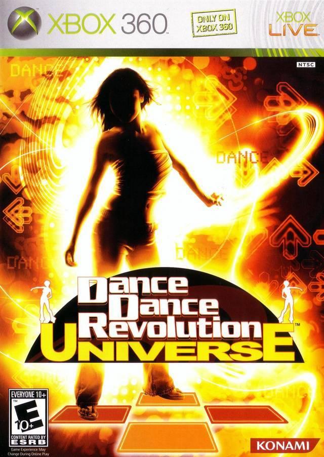 DDR Universe