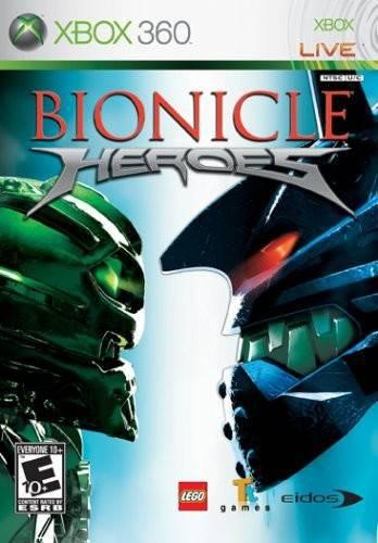 Bionicle Heroes
