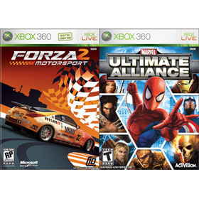 Ultimate Alliance & Forza 2