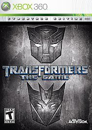 Transformers Cybertron Edition