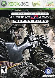 Americas Army: True Soldiers