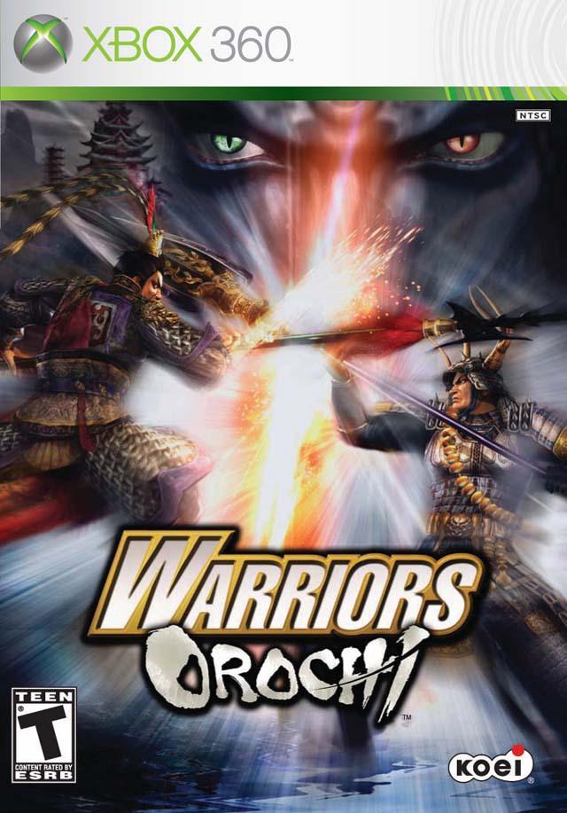Warriors: Orochi