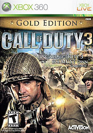 Call Of Duty 3: Gold Edition