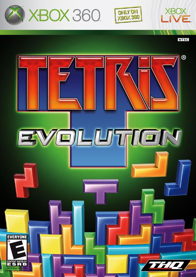 Tetris Evolution
